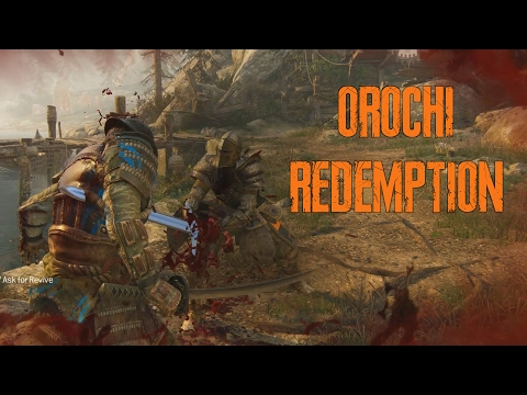 For Honor Open Beta - Orochi Redemption