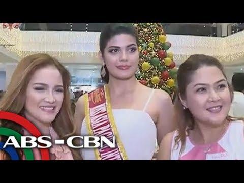 UKG: 2018 Miss Asia Pacific International Sharifa Akeel naniniwalang malaki ang tsansa ni Catriona
