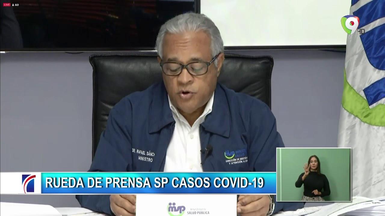 Boletín #104 de SP: 33,387 casos – 963 Fallecidos – 17,904 Recuperados 01-07-2020