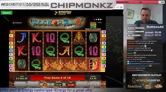 BIG WIN!!!! Book of Ra 6 - Casino - Bonus Round (Real Money)
