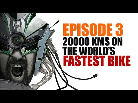 Ep3 :: 20000KMS On Two Of The World's Fastest Bikes ( Ninja H2 And Panigale 1299 )