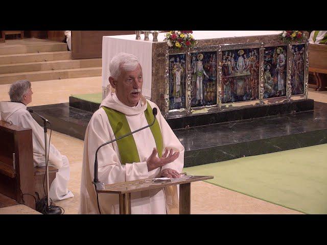 Paraules del P. Arturo Sosa, general de la Companyia de Jesús (Montserrat, 1 agost 2021)