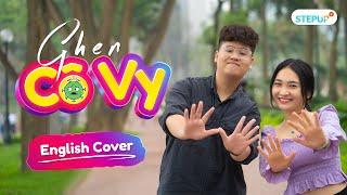 Ghen Cô Vy| NIOEH x K.HƯNG x MIN x ERIK | English Cover by Step Up