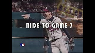 John Smoltz reflects on pitching Game 7 in 1991 NLCS