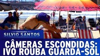 Câmera Escondida (04/12/16) - Ivo rouba Guarda-Sol thumbnail
