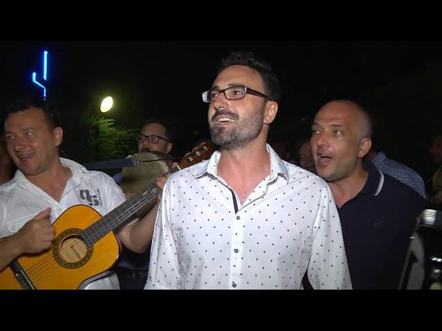 Campobasso 29 luglio 2018: Primiano rose rosse per Michela