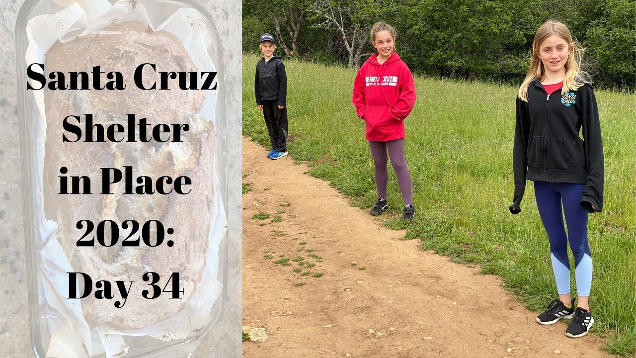 Santa Cruz Shelter in Place 2020: Day 34