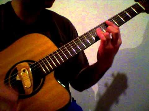 guitare acoustique morceau