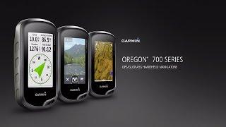 oregon 700 series rugged gps glonass handheld with built in wireless antenna