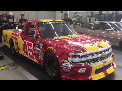 Travis Pastrana Las Vegas NASCAR Camping World Truck Series Boot Campaign Reveal