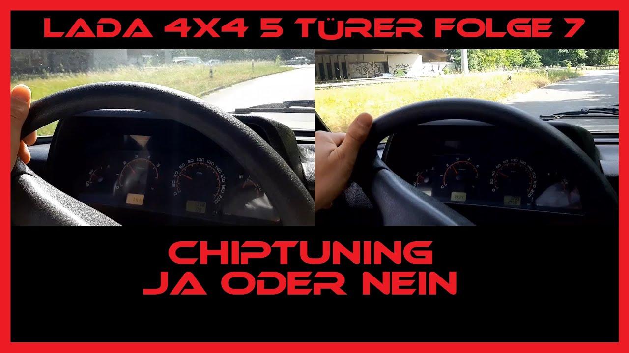 Lada Niva Offroad (Bayern) Umbau Übersicht