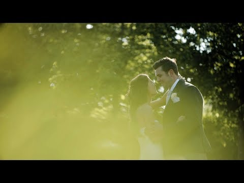 Bex {+} Ryan   Scottish rugby union wedding film   The Barn at Bury Court, Surrey, UK.