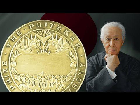 Arata Isozaki, 2019 Pritzker Architecture Prize