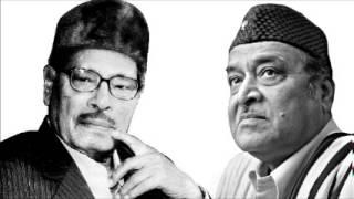 O Xiparor Bandhav - Manna Dey and Dr Bhupen Hazarika   Assamese song
