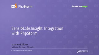 SensioLabsInsight Integration with PhpStorm