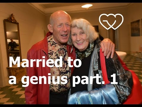 GetYourWings | Married to a Genius | David Helfgott | Pianist | Part 1