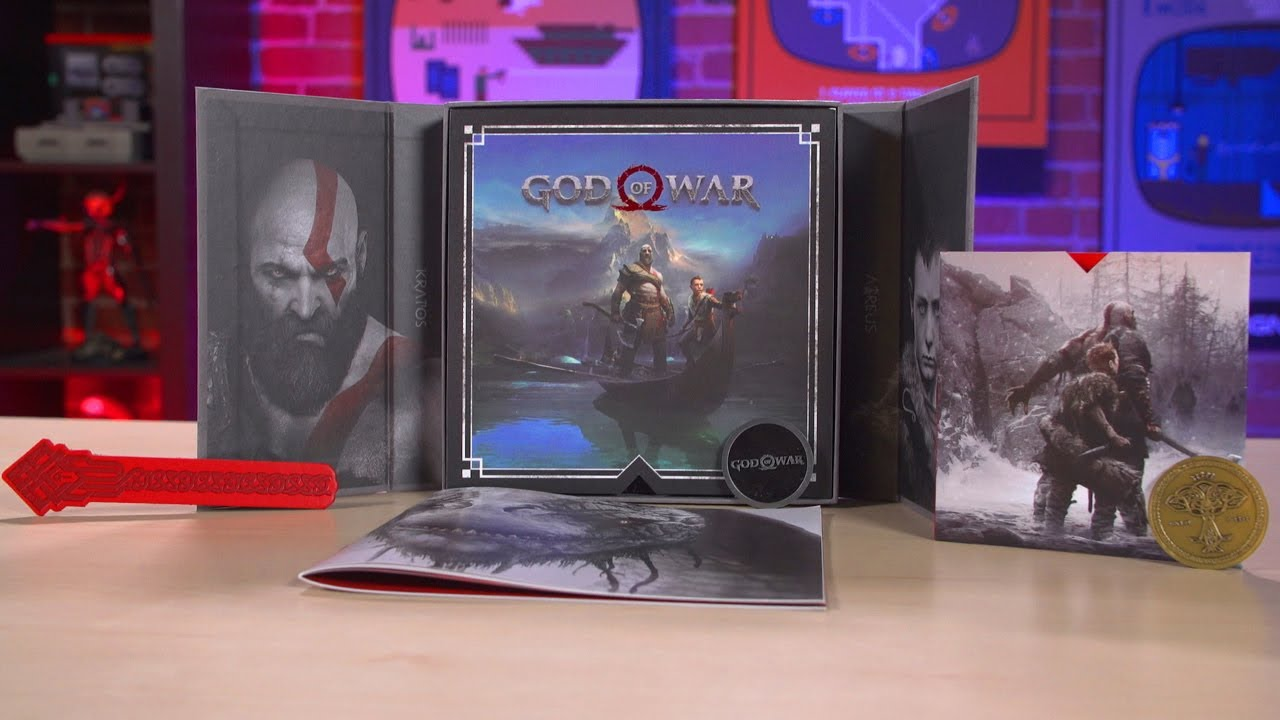 unboxing-god-of-war-s-super-limited-edition