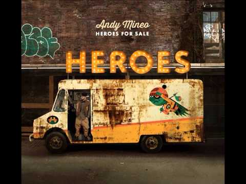 Andy Mineo- The Saints (Feat. KB & Trip Lee) (Heroes For Sale) [2013]