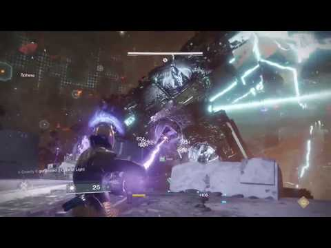 Destiny 2 - 3 Man Phase 1 Argos!!!