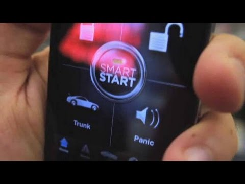 Car Alarms That Connect to Mobile Apps | Car Audio
