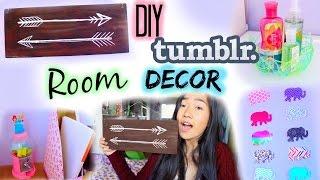 DIY: Tumblr Room Decor & Organization for Cheap | Collab with Gabsi Salant