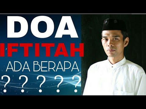 Doa IFTITAH - Ust Abdul Somad