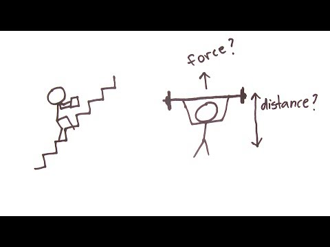 Work Done and Power | GCSE Physics | Doodle Science
