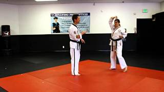 Songahm 1 (Segment 1) - Schafer's ATA Martial Arts