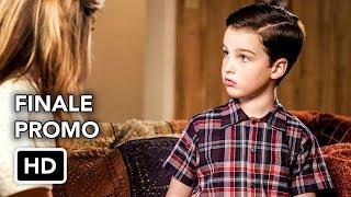 "Young Sheldon 1x22 Promo ""Vanilla Ice Cream, Gentleman Callers and A Dinette Set"" (HD) Season Finale"