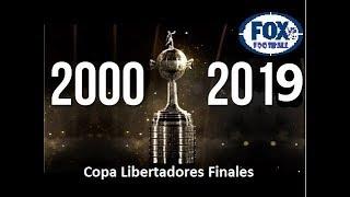 COPA LIBERTADORES TODAS LAS FINALES 2000 - 2019 PARTE 2