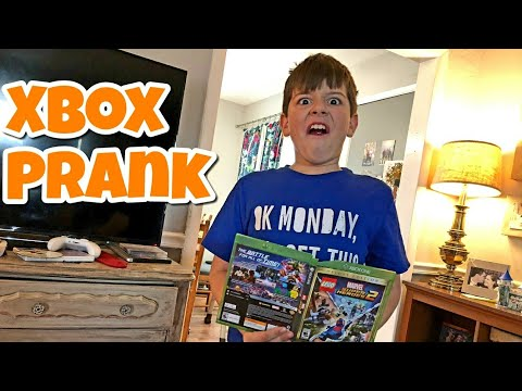 Kid Temper Tantrum RETURNS! With Xbox Marvel Super Heroes 2 Prank