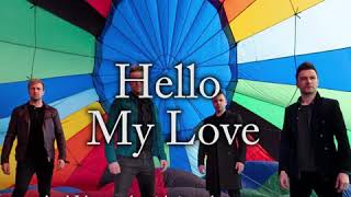 Hello My Love - Westlife - Lyrics Video