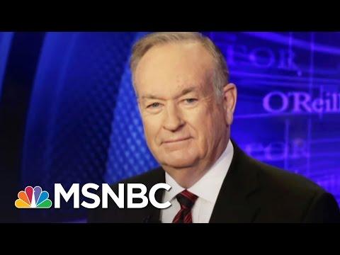 Al Sharpton Salutes Women Who Stood Up To Bill O'Reilly | PoliticsNation | MSNBC