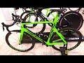 2017 Merida Reacto Green Road Bike - Walkaround - 2016 Eurobike