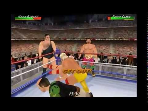 Wrestling Revolution 3D: The biggest sim on mobiles!
