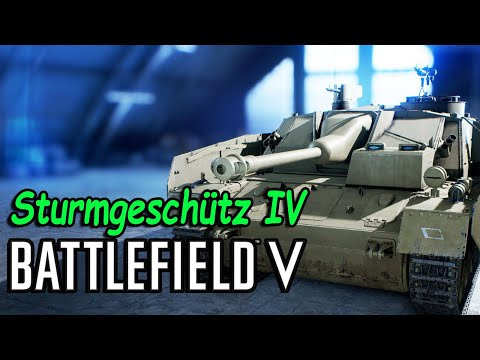 "Battlefield V Sturmgeschütz IV specialization & Game play ""STUG IV"" thumbnail"