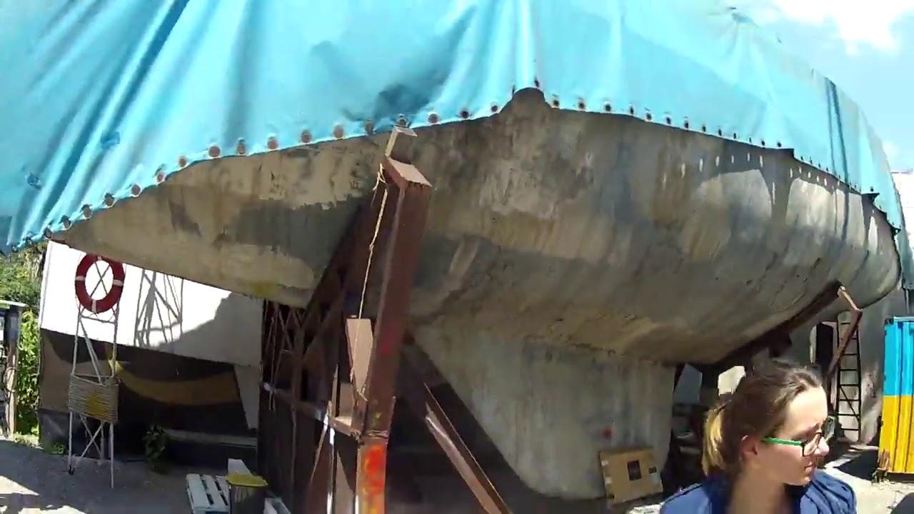 Яхты из бетона бетон в сиверском