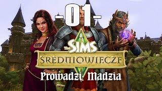 The Sims Średniowiecze #01 - Lady Magdalena
