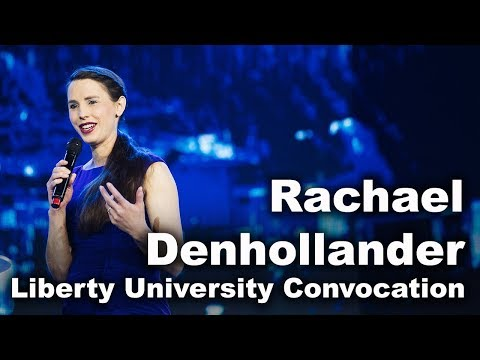 Rachael Denhollander - Liberty University Convocation