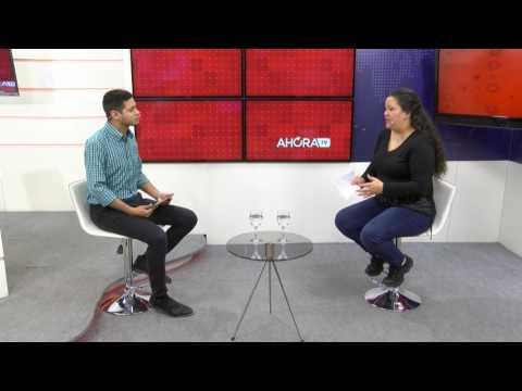 AHORA TV | Entrevista con Manuela Muñoz