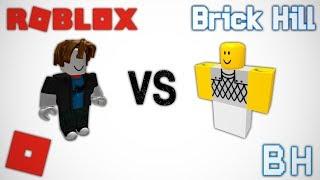 ROBLOX VS Brick Hill (Comparison Pt. 1)