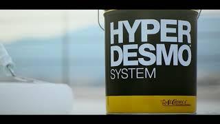 HYPERDESMO, το παγκόσμιο υπερστεγανωτικό