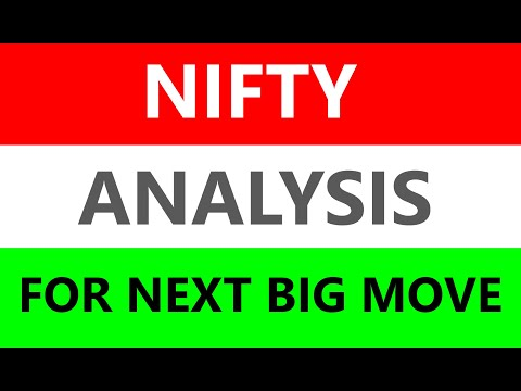 Nifty Next Big Move Analysis | Market Ready For Down Side Move
