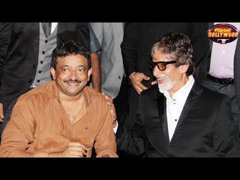 Amitabh Bachchan Wants Ram Gopal Varma's Help   Bollywood News