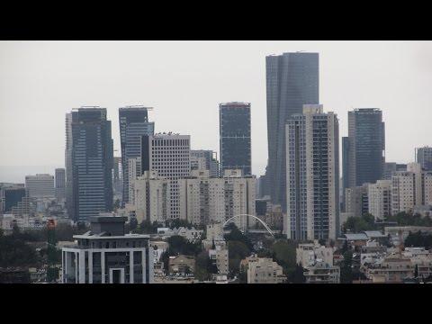 Tel Aviv Skyline 13.4.2017