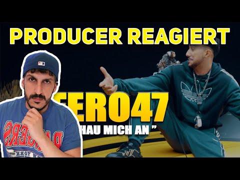 Producer REAGIERT auf Fero47 – Schau mich an (prod. by Teamrvcket x Artem)