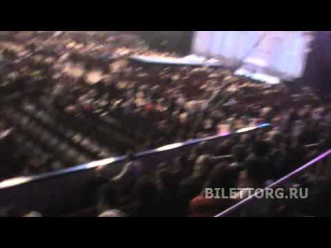 Видео: Дворец спорта Лужники дс Лужники, ложи