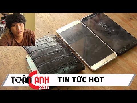 Báo Tiền Phong: Trộm đột nhập công ty khoắng tài sản, dùng điện thoại nạn nhân để lừa đảo