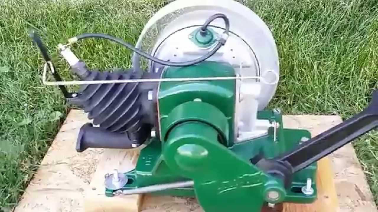 Maytag Model 92 Multi Motor Engine From Model 31 Washing