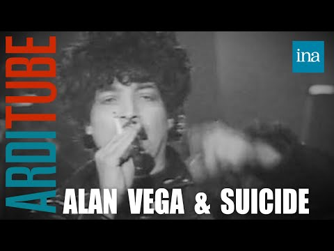 "Alan Vega & Suicide ""Surrender"" 